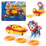 Paw Patrol Sea Patrol Marshall Action Pack