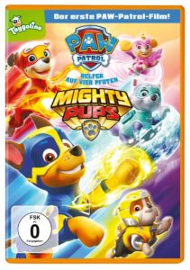 Mighty Pups DVD