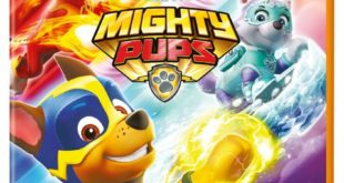 Paw Patrol DVD Mighty Pups