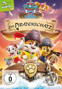 Paw Patrol DVD Vol 4 Der Piratenschatz