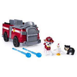 Paw Patrol Ride and Rescue Fahrzeug Marshall