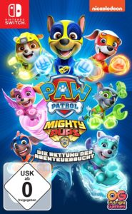 Mighty Pups Nintendo Switch