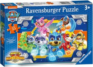 Puzzle Mighty Pups