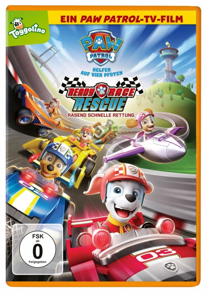 Ready Race Rescue Rasend schnell DVD